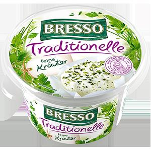Bresso Produkt packshot Traditionelle Feine Kräuter