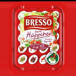 Bresso Produkt packshot Aperitifs Tomate Paprika