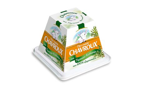 Chavroux Marke Historie 2012