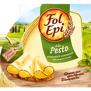 Fol Epi packshot Scheiben Pesto