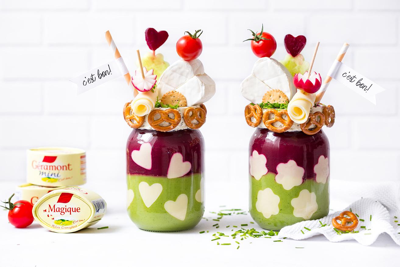 """Sommertrend, Freakshakes, Géramont, """"Nicest Things"""", Food-Trend"""