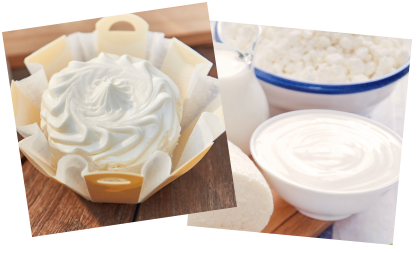 Géramont Produkte Frisch Genuss Cremigkeit