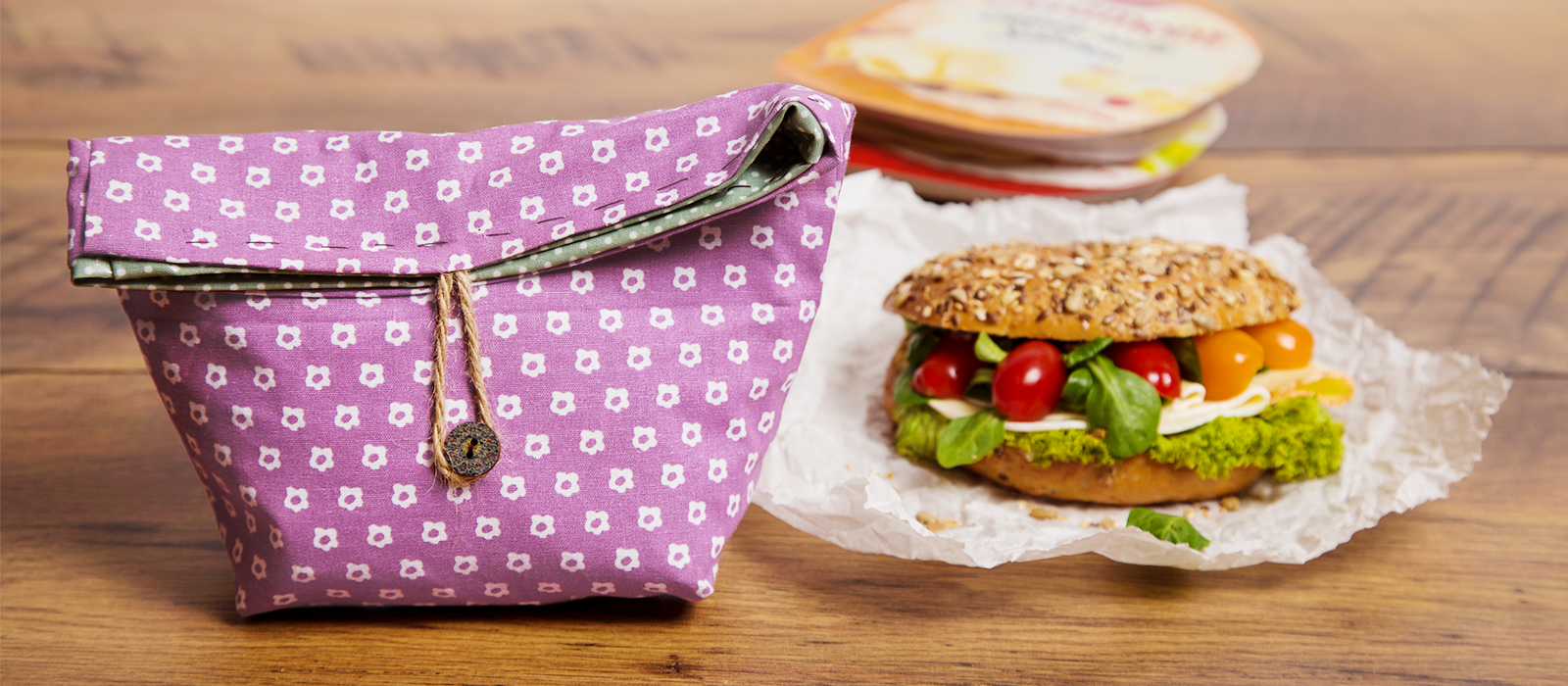 Géramont Do-it-Yourself Lunchbag