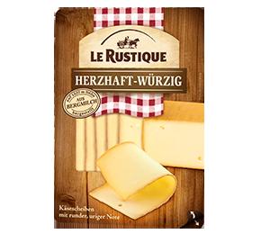 Le Rustique Scheiben Herzhaft-Würzig