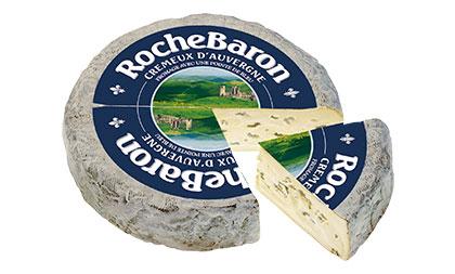 Käse Wein Rochebaron packshot