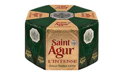 Käse Wein Saint Agur packshot