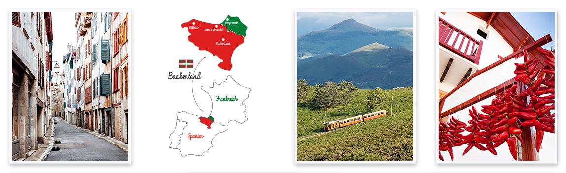 Land des Schafskäses - Auf Genussreise im französischen Baskenland