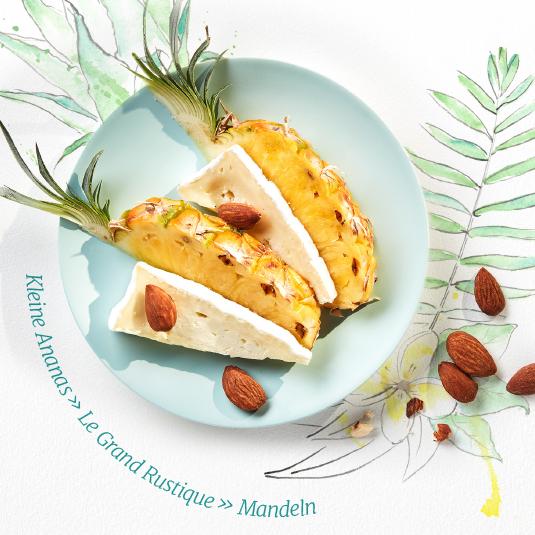 Kleine Ananas » Le Grand Rustique » Mandeln