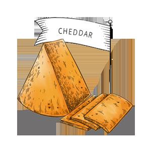 Käsesorten: Cheddar