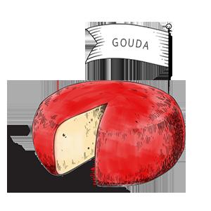 Käsesorten: Gouda