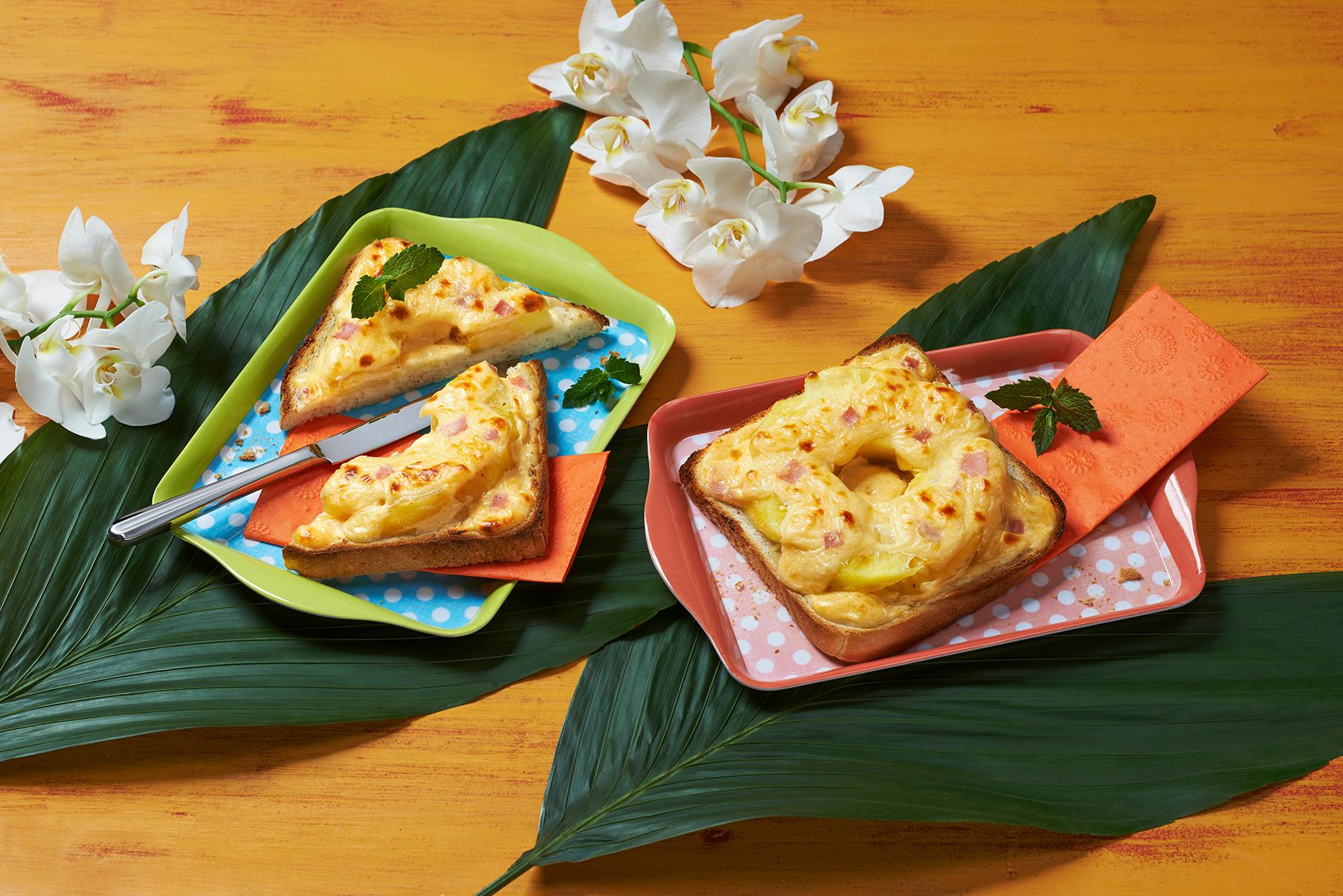 Milkana Toast Hawaii