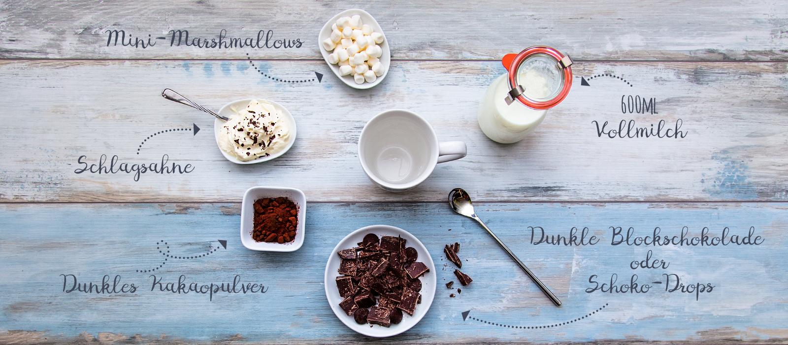 Géramont Getränke Zutaten Kakao
